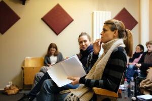 Stage de février, studio des coachs associés